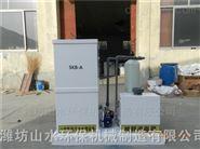 四川邛崃小型医院污水处理设备工程案例