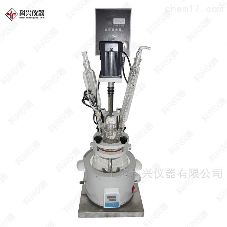 F1L-5L-单层玻璃反应釜加热套式