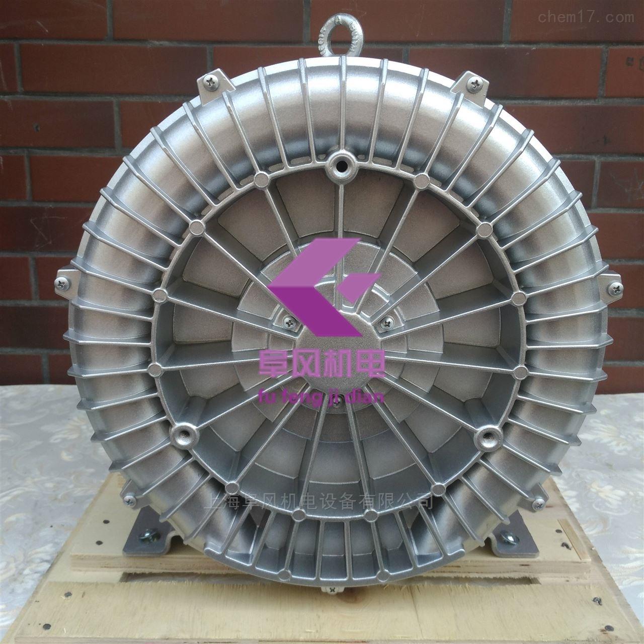 高压气环风机