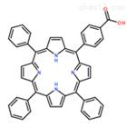 5-(4-羧苯基)-10,15,2-三苯基-21H,23H卟吩