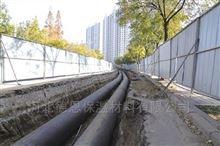 型号齐全盘山县预制聚氨酯保温管热力总公司