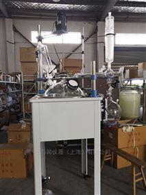 DFS-100L-20L单层玻璃反应釜
