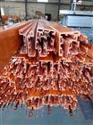 4极受电器铜碳刷滑块导管多极滑触线集电器