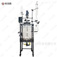 双层玻璃反应釜技术型10-100L