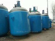 各种型号回收二手化工乳化罐