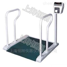 透析患者轮椅体重秤 带扶手防滑轮椅秤