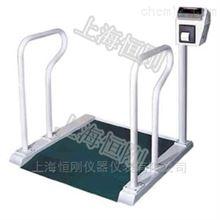 透析电子轮椅秤,带扶手座椅式轮椅磅秤