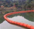 水电站拦截垃圾拉网拦污浮排