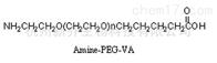 PEG衍生物NH2-PEG-VA MW:2000 氨基聚乙二醇戊酸酯