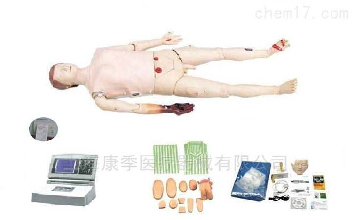 KAJ/CPR680C-CPR680C高级多功能护理急救模拟人