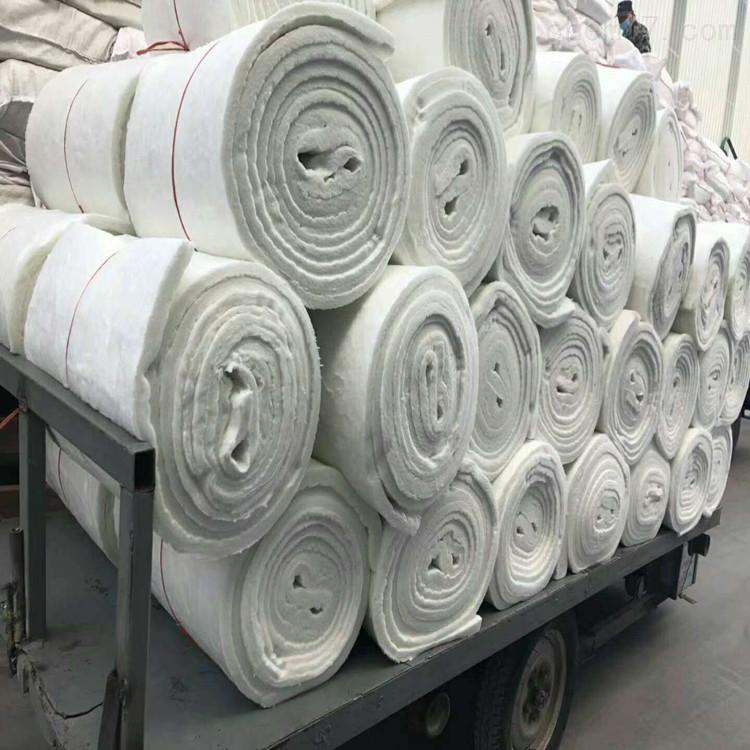 白色硅酸铝陶瓷纤维毡现货厂家