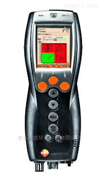 德德图授权烟气分析仪testo330-2LL