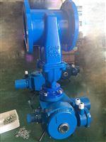 铸钢电动高压闸阀