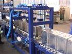 25升自动方桶灌装、旋盖、贴标生产线