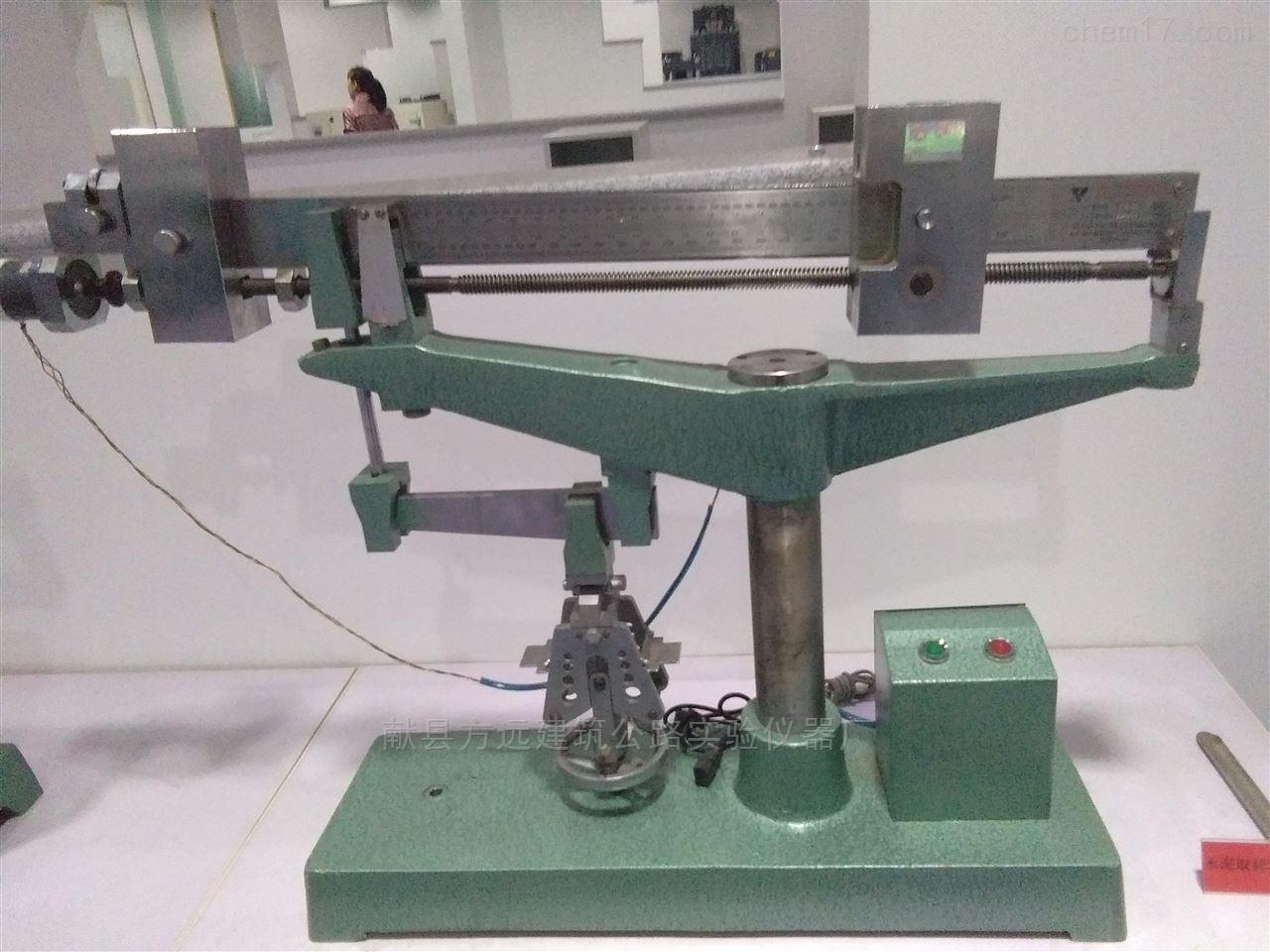 沧州方圆仪器5000N水泥电动抗折试验机销售