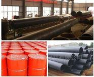 厂家直销聚氨酯预制保温管 直埋保温钢管