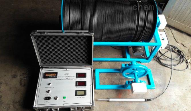 高精准深井测温仪 0-3000米