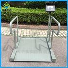 老年人輪椅電子秤,病人做透析用的體重秤