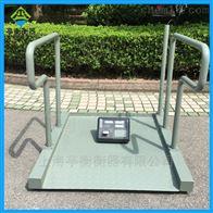 血透电子平台秤,带打印透析体重秤
