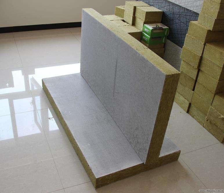 国标抹灰岩棉复合板
