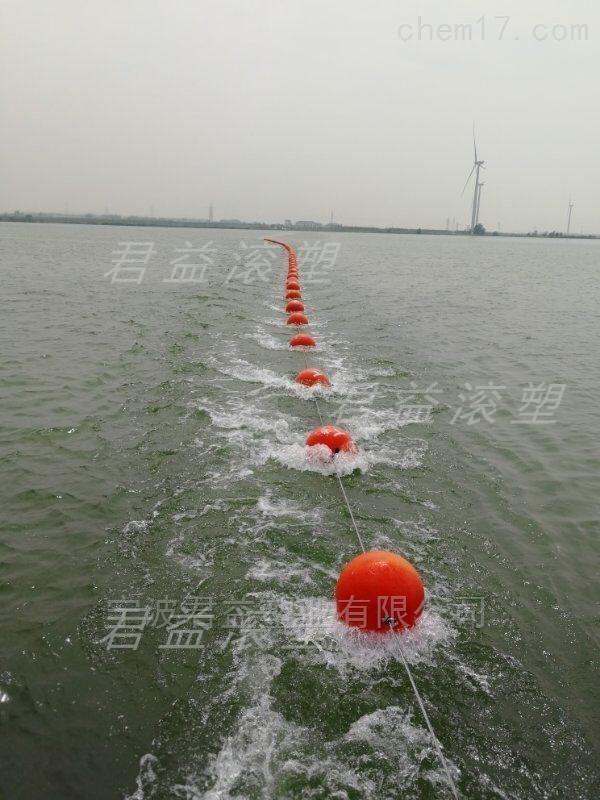 水上塑料浮球(图)