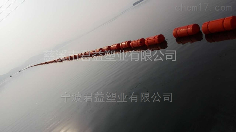 拦渣浮筒 连接方式