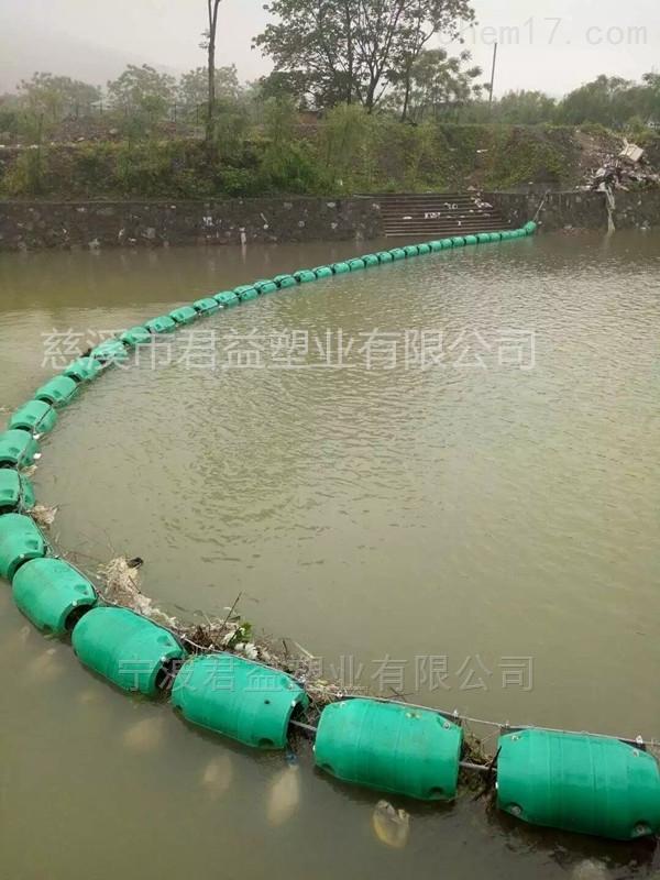 水电站拦污漂