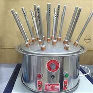 玻璃仪器气流烘干器使用方法