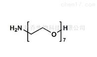 小分子PEGAmino-PEG7-alcohol 1425973-14-3短链