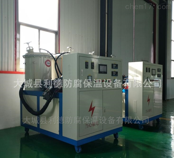 聚氨酯小型高压发泡机微型发泡计量