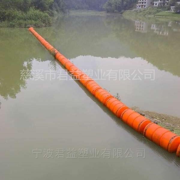 滚塑制造取水口浮式活动拦污排