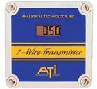 美国ATI B12固定式二线制湿式气体检测仪