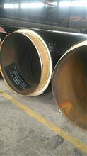 型號齊全直埋式聚氨酯發泡保溫管檢測現場