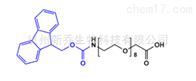 小分子PEGFmoc-NH-PEG8-CH2COOH  868594-52-9