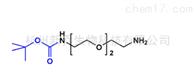 小分子短链153086-78-3 t-Boc-N-amido-PEG2-Amine