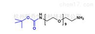 叔丁基氨基PEGt-Boc-N-amido-PEG9-Amine  890091-43-7