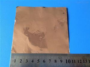 铜基石墨烯薄膜(10*10cm)
