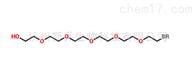 小分子PEGBromo-PEG6-alcohol    136399-05-8