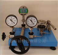 SD202台式手动水压源