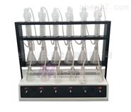 简易一体化蒸馏仪CYZL-6C二氧化硫食品测定