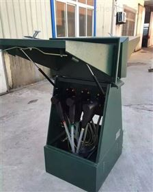 35kv電纜分支箱青海35KV高壓電纜分支箱銅排連接一進一出