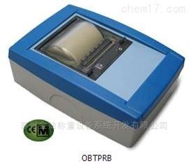 狄纳乔TPR热敏不干胶机柜式称重打印机