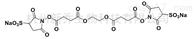 交联剂Sulfo-EGS 水溶性的双官能团交联剂