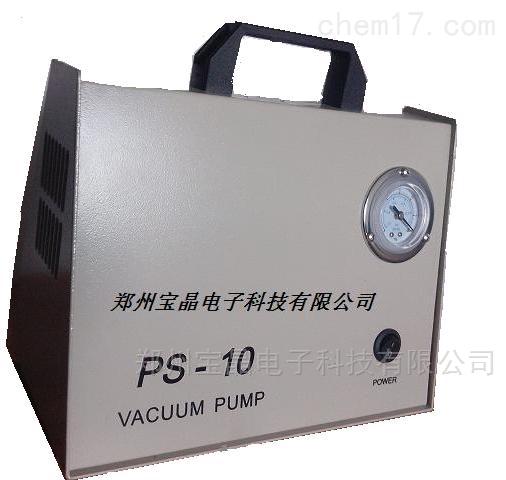 PS-10真空泵,无油泵,宝晶蠕动泵