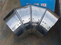 不锈钢保温管道弯头加工