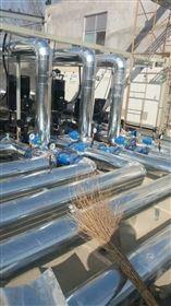 地下管道制冷安装铁皮施工队