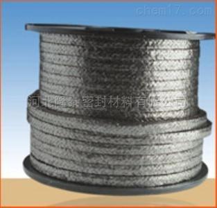 石墨 盘根柔性加钢丝高压石墨盘根 品质稳定