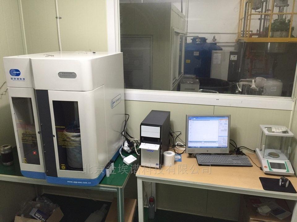 全自动比表面积及介孔分布测量仪 静态容量法
