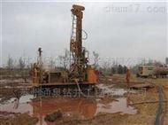 淮安深水井钻探施工,打探测井