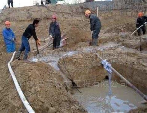 扬州井点降水,扬州乌水管道真空降水